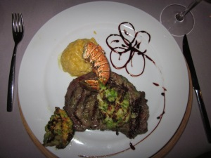Cancun Surf & Turf 2013
