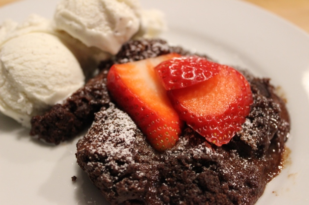 chocolate lava cake 022